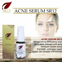 SR12 Acne Serum - Perawatan dan Pembersih Jerawat Untuk Muka W - vm356