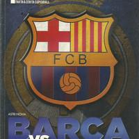 Buku Barca vs Madrid (fakta & cerita superball)