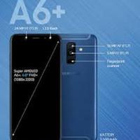 Samsung galaxy A6+/ plus new