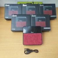 Speaker bluetooth Bcare with alarm original portable speaker