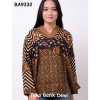 Blouse Batik Yogyakarta | Baju Atasan Wanita | Blus Batik Jogja