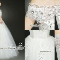 Gaun Pengantin Import Prewedding Wedding Dress GI-888131 terbaru