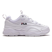 Sepatu FILA RAY - FILA X FOLDER - White - ORIGINAL
