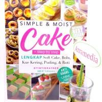 SIMPLE & MOIST CAKE - TINTIN RAYNER