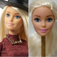 Kepala Barbie Original B62