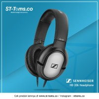 Sennheiser HD 206 / HD206 / HD-206 Headphone