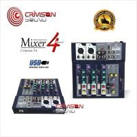 Harga professional mixer crimson f4 4 | Hargalu.com