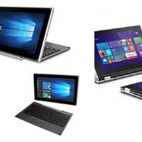 Harga netbook tablet 2in1 venturer bravowin 10k garansi 1 thn ganti | Pembandingharga.com