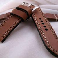 tali jam tangan kulit asli sapi bahan premium sukaregang garut