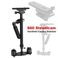 DSLR Kamera Stabilizer Steadycam - S60 - Hitam