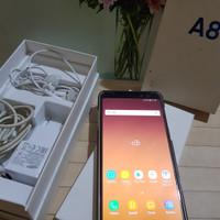 Second samsung ori A8 2018