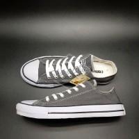 Sepatu Converse All Star LOW GREY REAL PIC High Quality Harga Grosir ffde6784f3