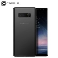 Casing case cover Cafele Original HP Samsung Galaxy Note 8 Note8 Soft
