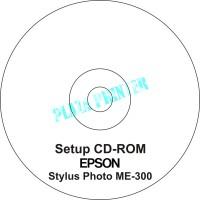 CD Driver Printer Epson Stylus Photo ME300