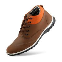 Sepatu Low Boots Pria Dalmo osmos Best Seller