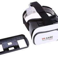 LIMITTED VR Box 2.0 Kacamata 3D Virtual Reality Google Cardboard HP Sm