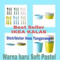 Jual JUAL SET LENGKAP PERLENGKAPAN MAKAN ANAK BPA FREE AMAN UTK BAYI IKEA Murah