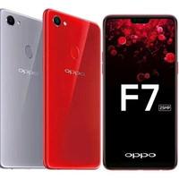 Oppo F7 Pro Memory 6gb hdd 128 gb Free casing dan cover baru hp murah
