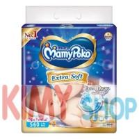 Harga popok perekat bayi mamypoko tape extra dry s 60 mamy poko | Pembandingharga.com