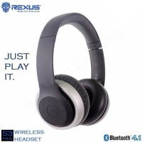 Rexus S3 Pro Headset Bluetooth Jack 3.5 Original