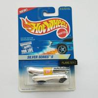Hot wheels Silver Series ll Oscar Mayer Wild Silver Finish Mattel