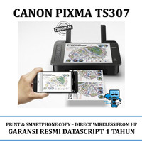 Printer Canon Pixma TS307 - Printer Only with Wifi Direct from Phone