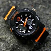 Jam tangan pria gshock anak laki casio led digital dziner digitec