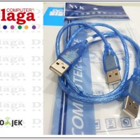 KABEL USB MALE TO MALE
