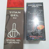 paket Lintah Hitam Segel Silver + Tian