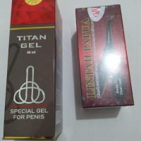 PAKET MINYAK LINTAH-MERAH SEGEL SILVER+Tian Gel