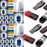 Jual Flashdisk 32 GB NINTENDO WII GAME FULL GAME TERMURAH DAN TERLENGKAP Murah