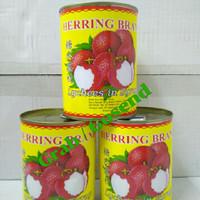 Lychees in syrup 567gr @ 1 ctn ( Buah lychee dalam kaleng )