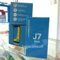 SALE!! HP Samsung J7 Duo - RAM 3GB - Bisa Bokeh - Garansi Resmi