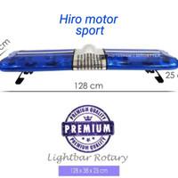 Light bar atau lampu rotary blitz led