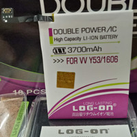 Batre Baterai Double Power Logon Vivo Y53 1606 B-C1 BC1