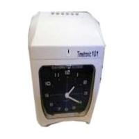 Mesin Absensi Manual Timetronic 1010