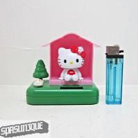 Pajangan Solar Rumah Hello Kitty B