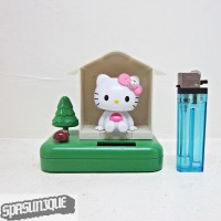 Pajangan Solar Rumah Hello Kitty A