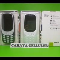 Produk Baru ! Nokia 3310 Reborn (2017) - Dual Sim - Garansi Resmi -