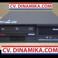 Good Quality - Komputer Pc Cpu Lenovo Ultra Mini Slim Desktop Murah