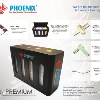 Tinta Infus / Ciss Modifikasi Printer Epson, Canon - Phoenix 100 ml