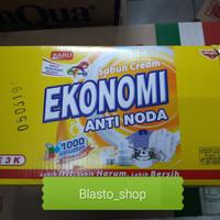sabun cream ekonomi 3 kg khusus gojek grab