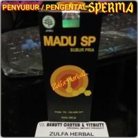 MADU PENYUBUR dan PENGENTAL SPERMA PRIA obat herbal alami