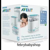 Philips Avent 3In1 Electric Steam Sterilizer