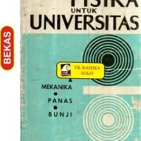 Harga bl 6 398 fisika untuk universitas sears zemansky | Pembandingharga.com