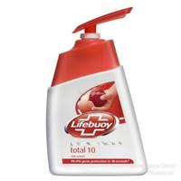Lifebuoy Antibacterial Hand Wash 225ml Total 10