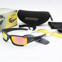 Kacamata Outdoor ESS CDI 4 Lensa Polarized Cadangan Import Surabaya