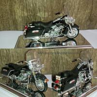 Harga diecast miniatur motor harley davidson flhr road king   Hargalu.com
