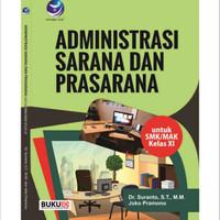 Buku Administrasi Sarana dan Prasarana kelas XI