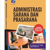 Buku Administrasi Sarana dan Prasarana kelas XII